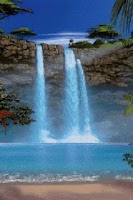 Screenshot of Waterfall Sounds