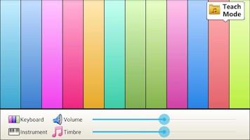 Screenshot of Super Piano (72 Key)