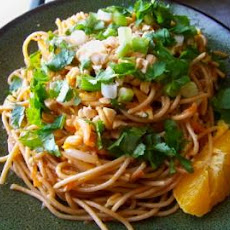 Cold Chili Orange Noodles