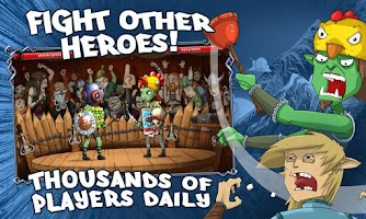 Screenshot of Angry Heroes for Tango