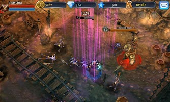 Screenshot of Dungeon Hunter 3