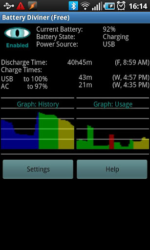 Battery Diviner Free