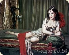 Samson and Delilah-Hedy Lamaar