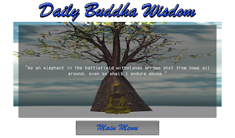 Screenshot of Buddha and The Bodhi