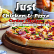 Just Chicken and Pizza