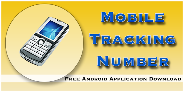 Mobile Tracking Number - screenshot