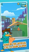 Screenshot of Agent P DoofenDash