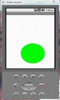 Screenshot of Green Ball