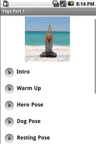 Introduction To Yoga Part 1