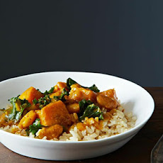 Kale, White Bean & Sweet Potato Korma