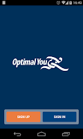 Screenshot of Optimal You