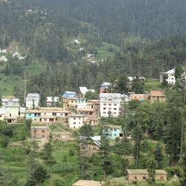I Can FogEt The WhOLe WorLd But NoT ThiS PlaCe #My_SweeT_VillAgE by Mudasar FerOz - Buildings & Architecture Homes
