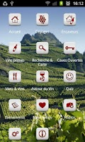 Screenshot of Les Vins du Valais