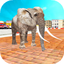Animal Racing : Elephant