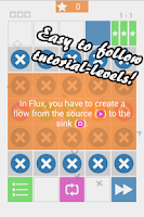 Screenshot of Flux: Flow Puzzle