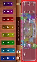 Screenshot of Nursery Rhymes PianoTunes Lite