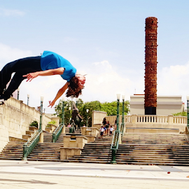 Flip The World by Luis Alvarez - Sports & Fitness Other Sports (  )
