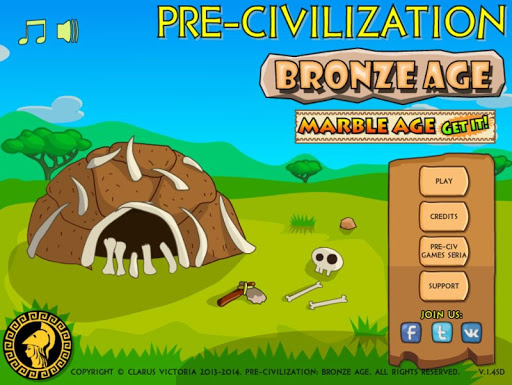 Pre-Civilization Bronze Age - screenshot