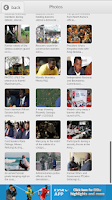 Screenshot of Daily Nation Android Mobile