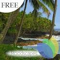 Hawaiian Waves HD Video Free icon