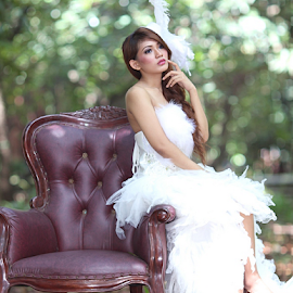 by Hery Ludony - Wedding Bride