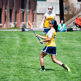 by Colin Anderson - Sports & Fitness Lacrosse