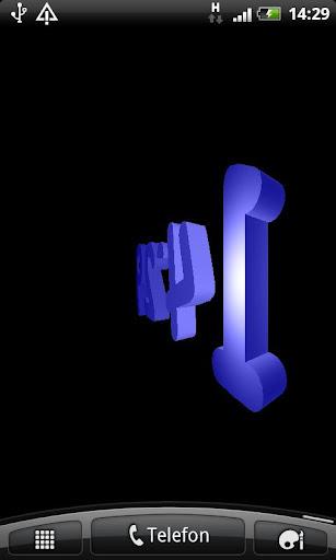 玩個人化App|三維藍數字時鐘免費|APP試玩