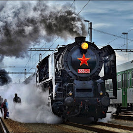 175 years of railways by Ivan Rusek - Transportation Trains