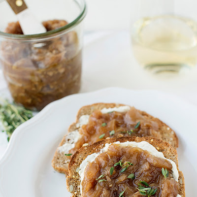 Caramelized Onion and Garlic Jam