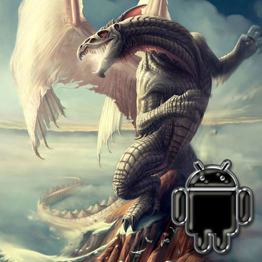 Dragon Theme 個人化 App LOGO-硬是要APP