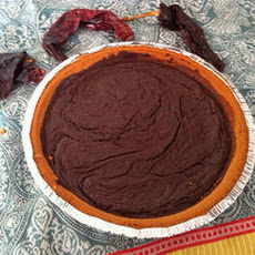 Mexican Hot Chocolate Pie