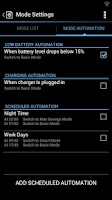 Screenshot of BatteryXL Free - Battery Saver