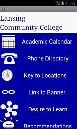 LCC Student