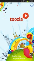 Screenshot of Audio guide Toozla