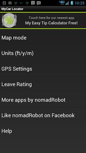 【免費交通運輸App】My Car Locator-APP點子