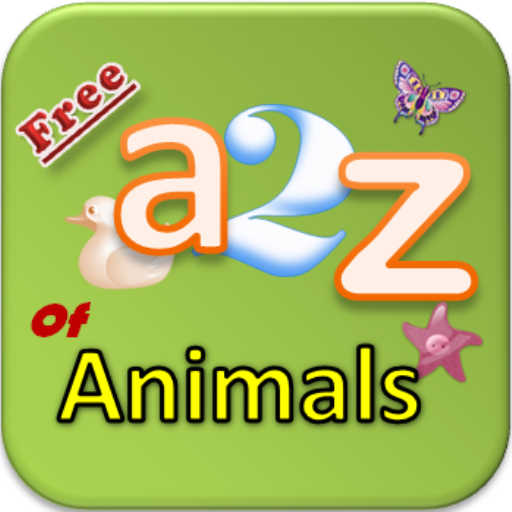 Alphabets with Animals-A2Z LOGO-APP點子