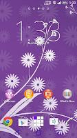 Screenshot of eXpeRianZ™ Theme - Purple