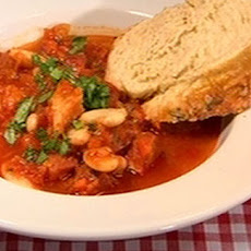 Chorizo And Borlotti Bean Soup