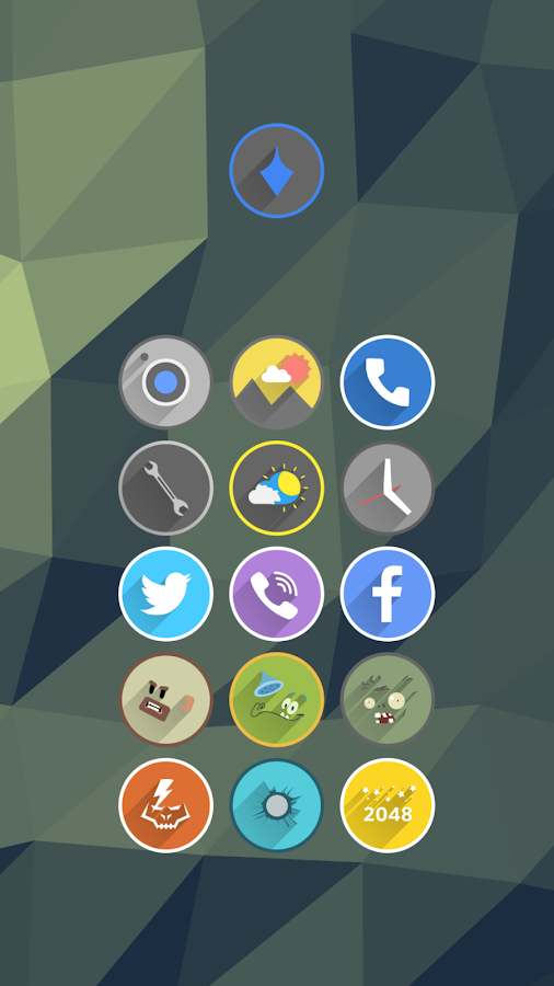 Velur - Icon Pack Screenshot 4