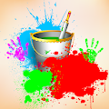 Appy Holi - Color your pics