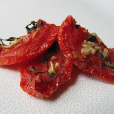 Do-It-Yourself Oven Sun-Dried Tomatoes