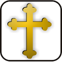 Gold Cross doo-dad icon