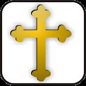 Gold Cross doo-dad icon