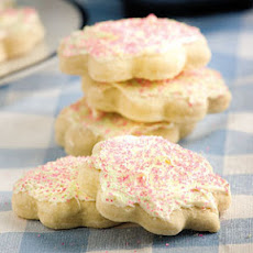 Buttermilk Sugar Cookies