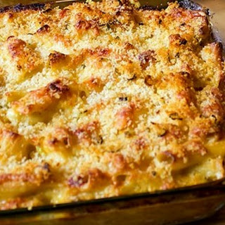 Caramelized Onion Macaroni and Cheese