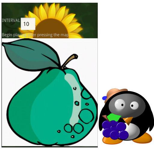 嬰幼兒彩色書-水果篇 教育 App LOGO-硬是要APP
