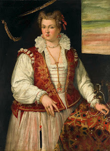 RIJKS: attributed to Francesco Montemezzano: painting 1575