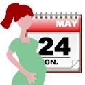 Period Calendar (pCal) icon