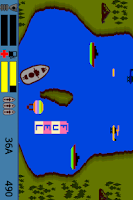Screenshot of RiverRaider