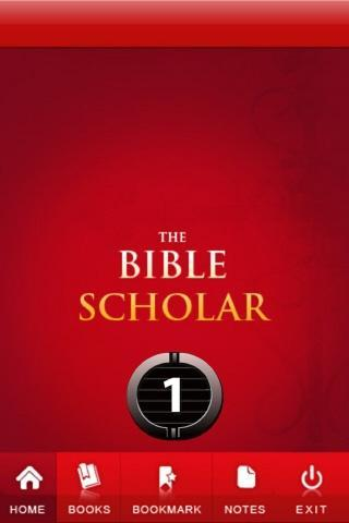 Bible Scholar Set 1 of 2